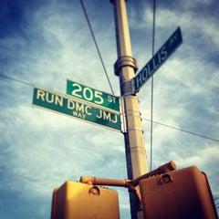 Photo taken at RUN DMC JMJ Way by Kohei T. on 12/15/2012