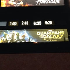 Photo taken at Regal Cinemas Bethesda 10 by Sidney James C. on 8/6/2014