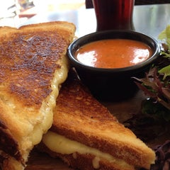 Photo taken at Heywood - A Grilled Cheese Shoppe by John C. on 5/19/2013