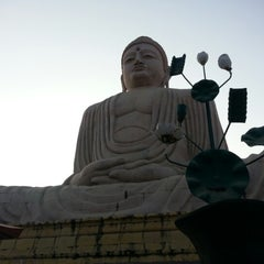 Photo taken at Great Buddha Statue by Opp O. on 1/22/2013