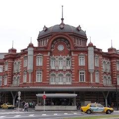 Photo taken at 東京駅 (Tokyo Sta.) by hdzee i. on 4/21/2013