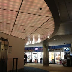 Photo taken at Terminal A by Stoopidmonstr on 4/21/2013