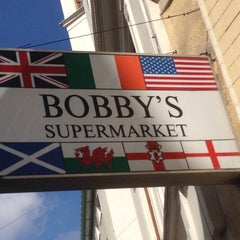 Photo taken at BOBBY'S Foodstore by Graham B. on 9/20/2014