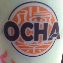 Photo taken at Ocha Tea Café & Restaurant by Ice P. on 7/20/2013