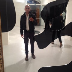 Photo taken at Galleria continua by Gianluca G. on 9/21/2013