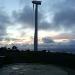 Photo taken at Wind Turbine by Citizen G. on 6/14/2014