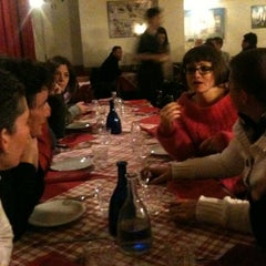 Photo taken at Osteria Ma.Si. by germana s. on 11/17/2012