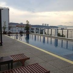 Photo taken at Sea Me Spring Hotel by Kenyon M. on 4/11/2013