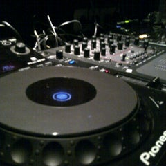 Photo taken at Dopespinners Dj school by Bonn S. on 10/16/2012