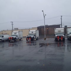 Photo taken at Frankenstorm Apocalypse - Hurricane Sandy by Jake K. on 10/29/2012