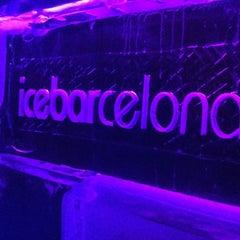 Photo taken at Icebarcelona by Lourrany B. on 3/16/2013