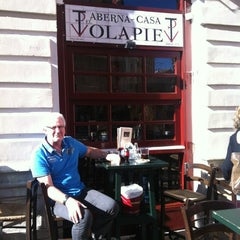 Photo taken at Taberna Casa del Volapié by Dhuyvetter J. on 1/5/2013