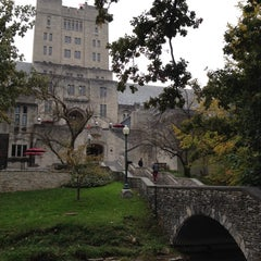 Photo taken at Indiana Memorial Union by Traverse 3. on 10/26/2013