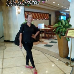 Photo taken at Holiday Plaza Hotel by Mikay A. on 12/15/2013