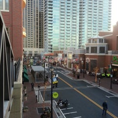 Photo taken at Atlantic Station by Donna G. on 12/16/2012