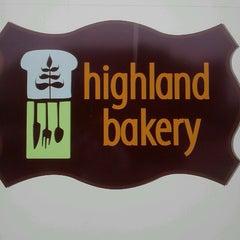 Photo taken at Highland Bakery by Kedric K. on 12/2/2012