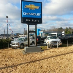 Photo taken at Jim Ellis Chevrolet by Kedric K. on 2/15/2014