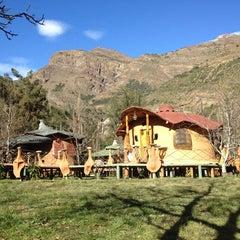 Photo taken at Cascada de las Animas by Jon G. on 7/13/2013