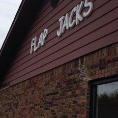 Photo taken at Flap-Jacks Pancake House Restaurant by Layth H. on 10/19/2013