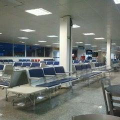 Photo taken at Aeroporto Internacional de São Luís / Marechal Cunha Machado (SLZ) by Iron D. on 3/20/2013