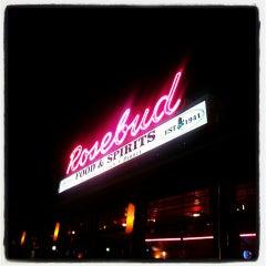 Photo taken at Rosebud Diner by Karen S. on 4/27/2013
