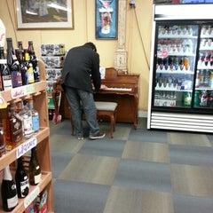 Photo taken at Downtown Wine & Spirits by Karen S. on 2/2/2013