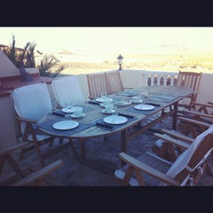 Photo taken at La Casa Blanca Bed and Breakfast by Lieve T. on 9/22/2012