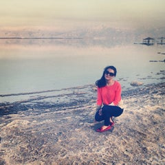 Photo taken at Le Méridien Dead Sea by Svetlana F. on 1/6/2014