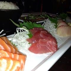 Photo taken at RA Sushi Bar Restaurant by Raymond Y. on 5/21/2013