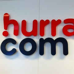 Photo taken at hurra.com - Hurra Communications GmbH by Olaf K. on 5/22/2014