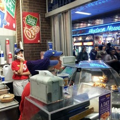 Photo taken at Auntie Anne's by Seven M. on 12/22/2011