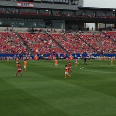 Photo taken at Toyota Stadium by Jeff W. on 3/17/2013