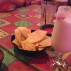 Photo taken at Mexican Village Restaurant by Dan on 10/18/2012