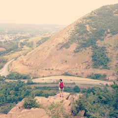 Photo taken at Devil's Pulpit by Stephanie A. on 9/1/2013