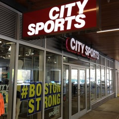 Photo taken at City Sports by Martin L. on 4/21/2013