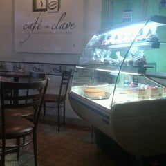 Photo taken at Café En Clave by Nasho V. on 2/10/2013
