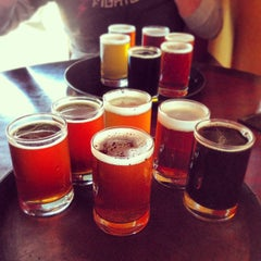 Photo taken at Equinox Brewing by Andy M. on 1/27/2013