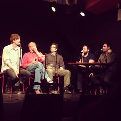 Photo taken at UCB Theatre East by Wicky M. on 5/8/2013