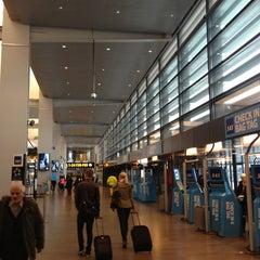 Photo taken at Terminal 5 by Nat S. on 11/24/2012