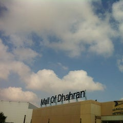 Photo taken at Mall of Dhahran | مجمع الظهران by Aqeel on 12/23/2012