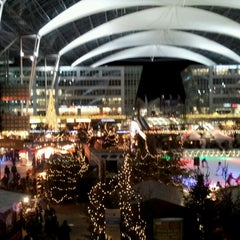 Photo taken at Terminal 2 by Frank S. on 12/17/2012