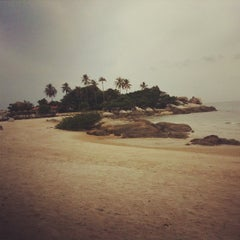Photo taken at Parai Beach Resort & Spa by Saras I. on 6/10/2013