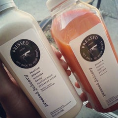 Photo taken at Pressed Juicery by Vini D. on 1/17/2013