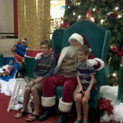 Photo taken at Gulf View Square Mall by Wendy Z. on 12/18/2012