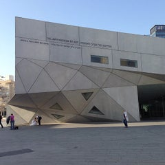 Photo taken at Tel Aviv Museum of Art by Boris S. on 5/9/2013