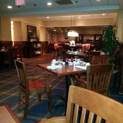 Photo taken at Sheraton Bucks County Hotel by Ugur Y. on 5/26/2013