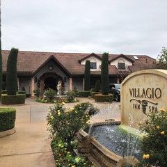 Photo taken at Villagio Inn & Spa by John K. on 12/28/2012