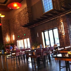 Photo taken at Cinébistro at Town Brookhaven by Chris H. on 9/22/2012