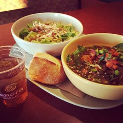 Photo taken at Panera Bread by Seung Min 'Mel' Y. on 3/17/2015