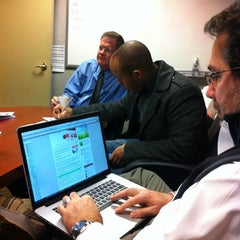 Photo taken at WRCB-TV 3 Meeting Room by ANTWAN H. on 11/26/2012